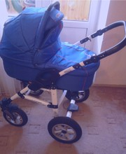 Детская коляска б/у Тако Джампер в отличном состоянии
