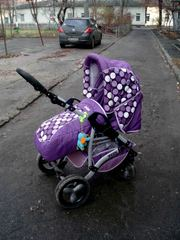 Детская коляска adamex zeix (Польша)