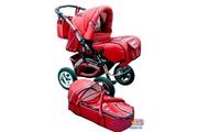 Продам коляску трансформер 3 в 1 Adamex Nano.От 0 до 3 лет.1000 грн.