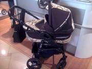 Продам коляску Anmar HILUX 2 в 1,  б/у 6 мес. в отличном состоянии