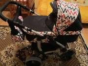 Детская универсальная коляска Bebetto Vulcano