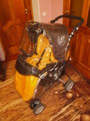 Продам детскую коляску САМ