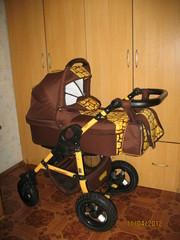 Продам универсальную коляску 2 в 1 Tako Jumper X