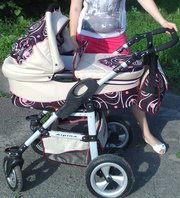 продам детскую коляску RICO зима-лето
