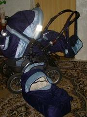 Недорого демисизонная коляска для малыша