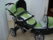 продам коляску Peg perego GT3 Completo + люлька Navett XL