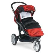 Продам коляску Chicco Trio S3 Red&Black + подарок