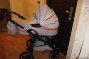 Продам универсальную детскую коляску 2 в 1 Tako Captiva