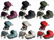 Stokke Xplory новорожденных коляски