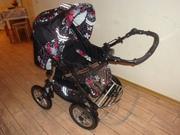 Продаю  коляску - трансформер Anmar FOX (Польша)