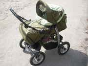 Продам б/у коляску  Бамбино екслюзив  ( Bambino exlusive)