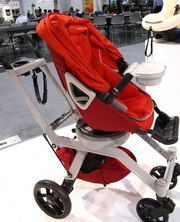Original Orbit Baby Stroller G2