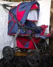 Детская коляска-трансформер Viking