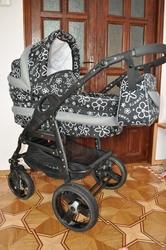 Продам коляску Anmar Hillux 2 в1 + подарочек!