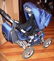 Продам коляску-трансформер TAKO FAST RIDER (Польша)