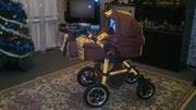 Универсальная детская коляска 2 в 1 Tako Jumper X Zoo