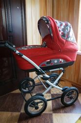 Продам универсальную детскую коляску зима-лето 2 в 1