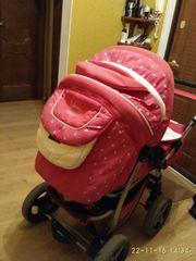 Продам коляску для принцессы