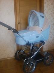 Детская коляска АВС design 2в1