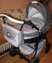 Продам детскую универсальную коляску Sojan Venezia (2 в 1),  Сумы